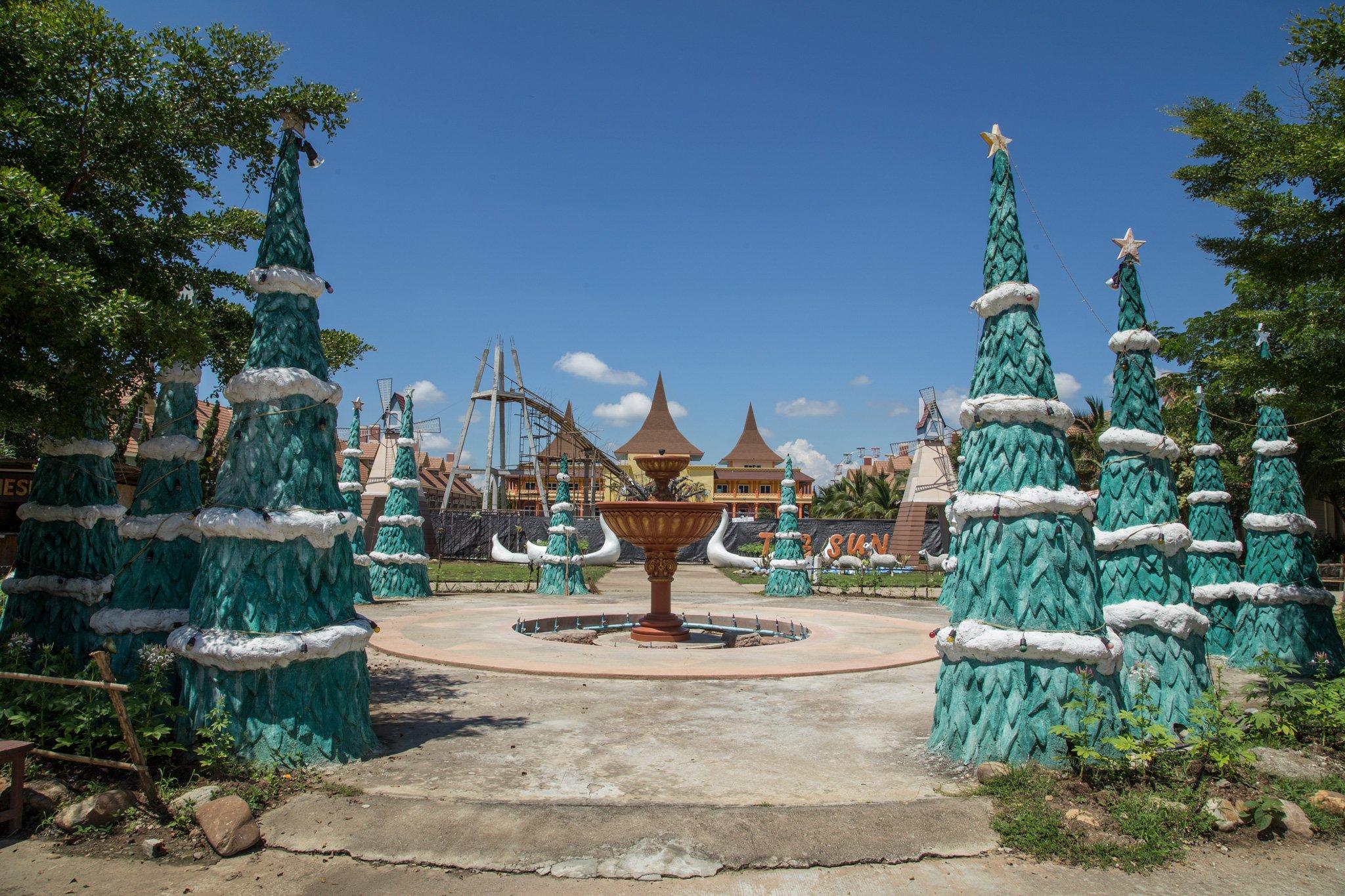 The Sun Water Theme Park