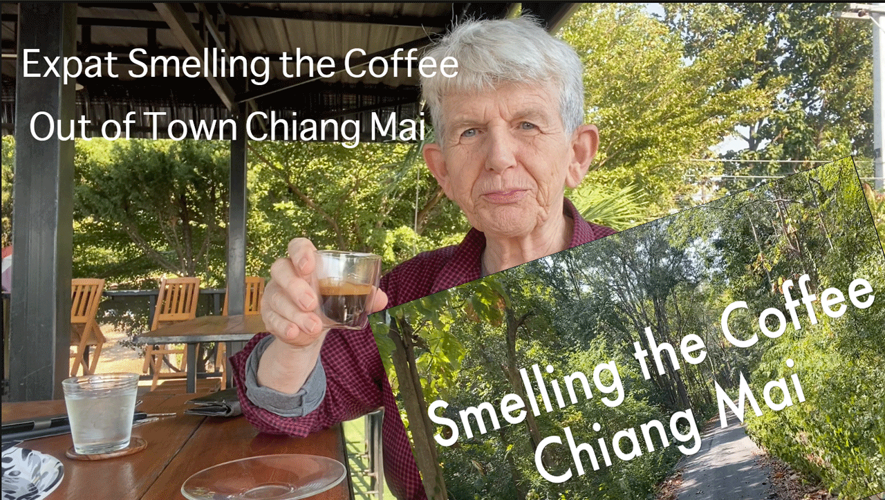 Expat Living In Chiang Mai Thailand Lamphun Area And Walk Up To Erawan Cave, Hike A Nature Trail And Drink Coffee
