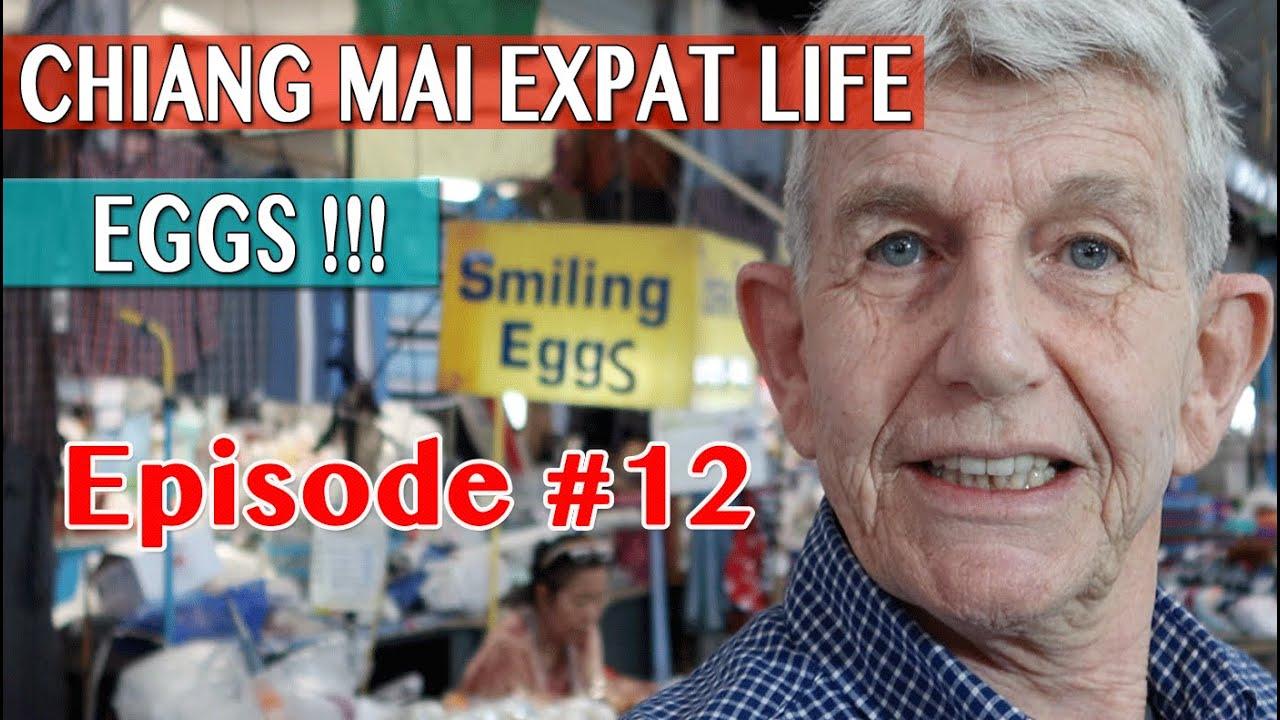 Chiang Mai Expat Life - Eggs !!